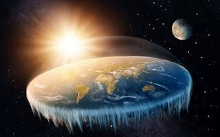 """Οπαδοί επίπεδης Γης: """"Τελικά η γη είναι ένα ντόνατ με μαρμελάδα"""""""