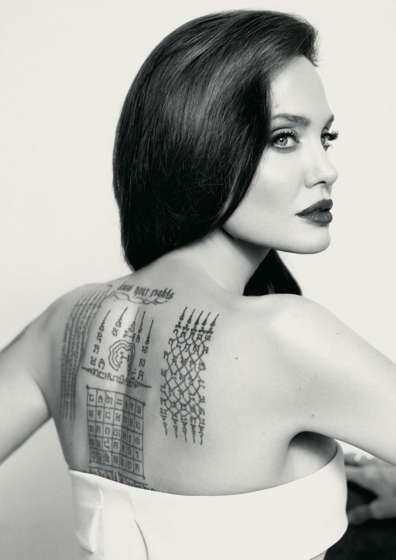 Daily Delight Angelina Jolie For Mon Guerlain Eau De Parfum Florale
