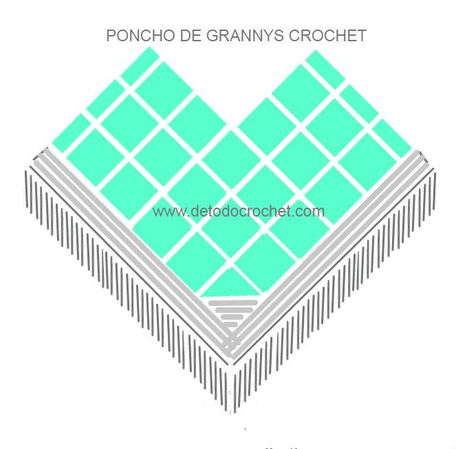 molde-poncho-ganchillo