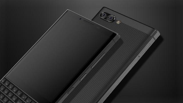 BlackBerry KEY2 Resmi dengan RAM 6 GB dan Dua Kamera