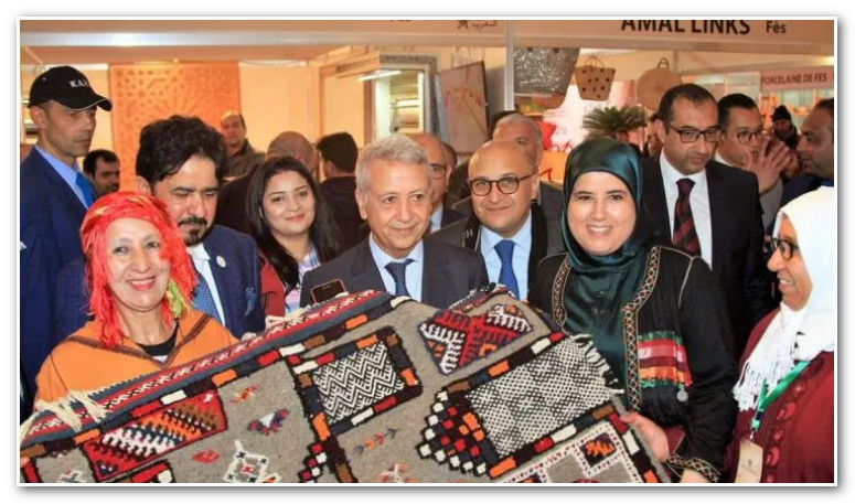 خبراء ومهنيون يناقشون مستقبل أزيد من مليوني صانع حرفي بالمغرب (صور)
