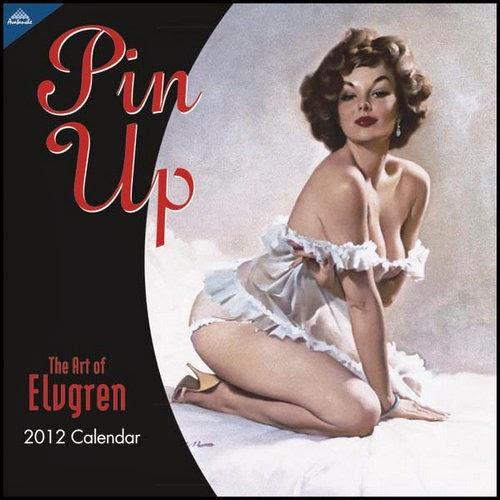 Pin Up Girls Calendar Gil Elvgren