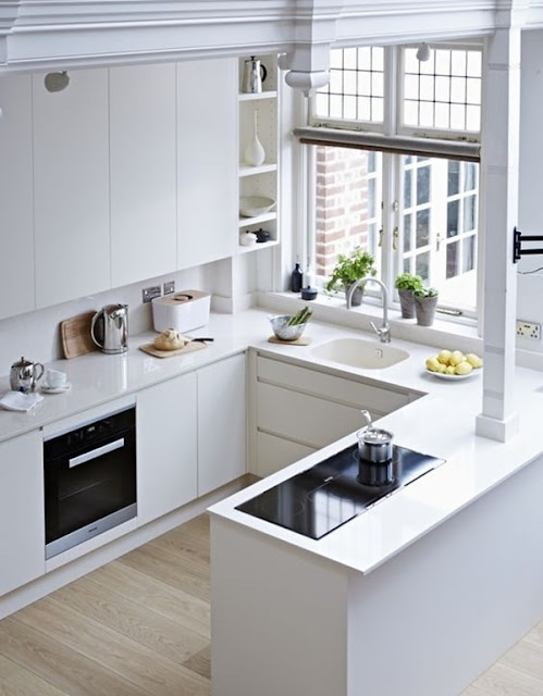 Small Kitchens  6 Ideas for Decorating  11