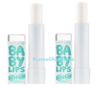 Logo Diventa tester Maybelline Baby Lips Dr. Rescue