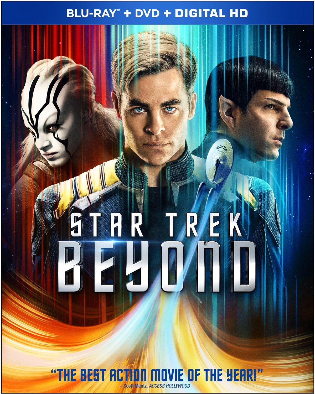 Star Trek Beyond 2016 Hindi Dual Audio Bluray 720p