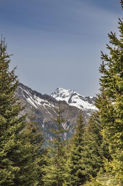 Wandern in Osttirol  Oberseitsee St. Jakob Defereggental 04