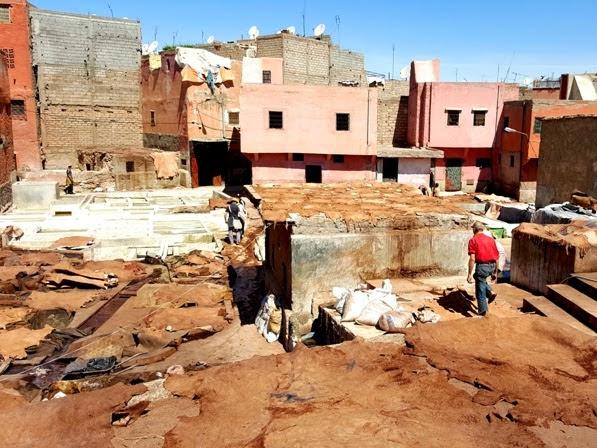 Marrakech: A cautionary tale