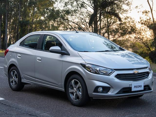 Chevrolet Prisma 2019 - Preço