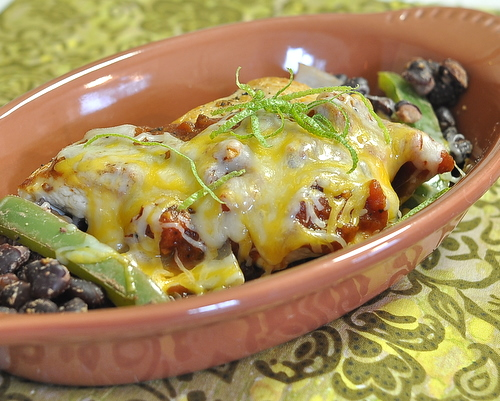 Easy Margarita Chicken, another Quick Supper ♥ KitchenParade.com