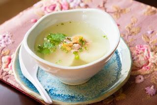 Resep soup Daikon Masakan Khas China