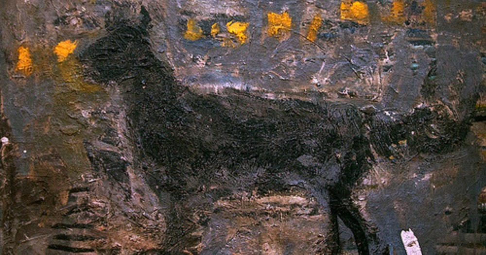 The use of expressionism in ancient traditions