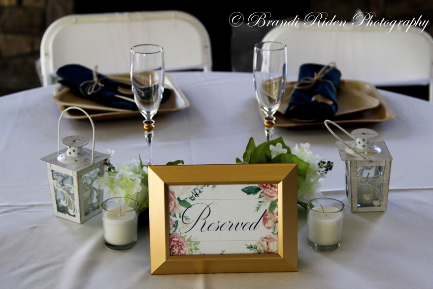 Nkem and Jon's Wedding. Table decor for our wedding