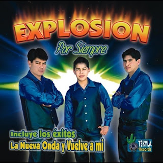 explosion discografia