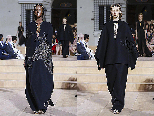 2015/07/10 Fashion Week in Paris: valentino 5
