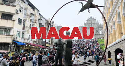 MACAU TRAVEL GUIDES