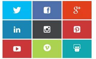 cara membuat widget shocial sharing blog