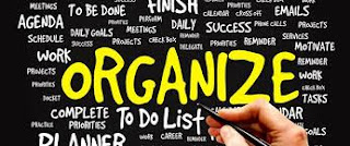 Productivity and Organizing - Resources, Tips and ideas for being more productive and organized
