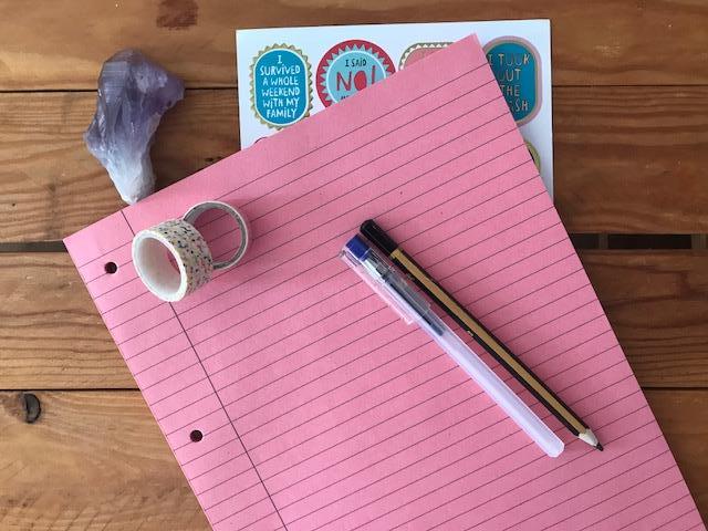 escrever cartas