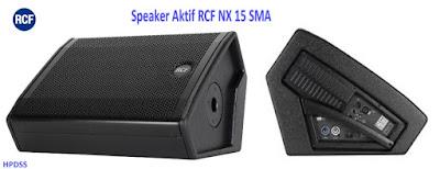 Harga Speaker RCF NX 15 SMA