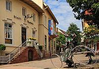 Farmacia de Wiesloch. 1ª gasolinera