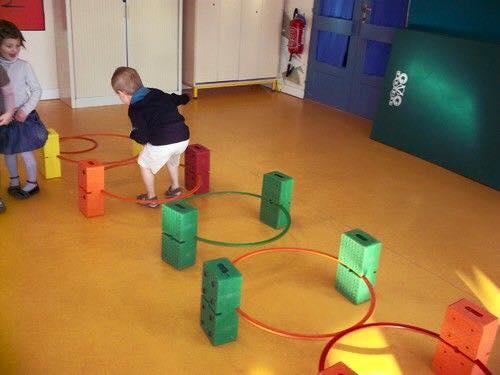 Muito Circuitos - Psicomotricidade - A Arte de Ensinar e Aprender NP17