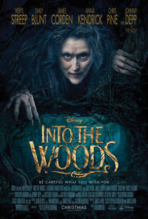 johnny depp into the woods movie review