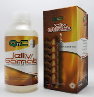 Cara Pemesanan Jelly Gamat QnC - BARANG SAMPAI, BARU BAYAR