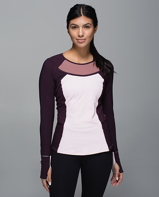 lululemon-trail-bound-ls black-cherry