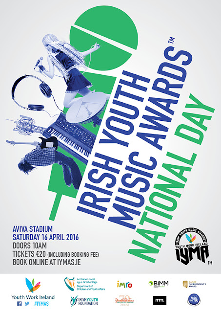 Irish Youth Music Awards Aviva Stadium 2016
