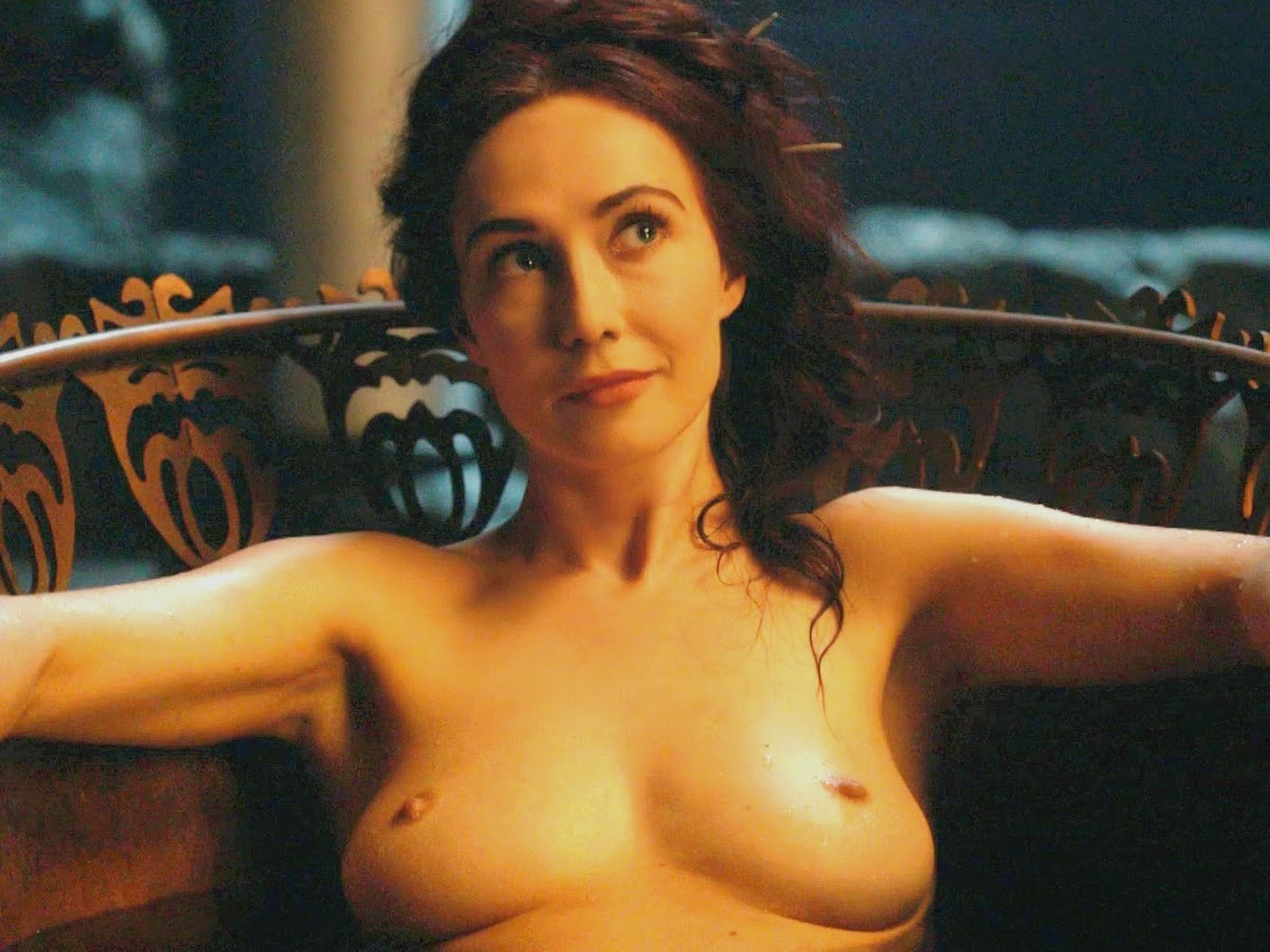 Melisandre nude