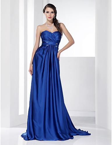 vestidos de XV años azul marino