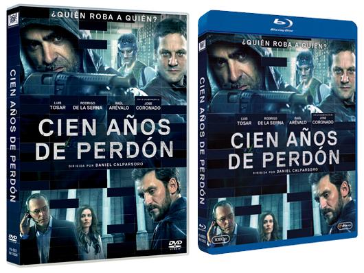 A la venta 'Cien años de perdón' en DVD y Blu-ray
