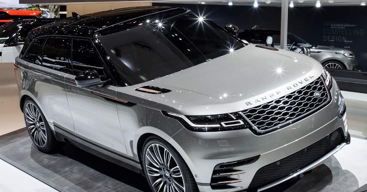 Novo Range Rover Velar já está no site da marca no Brasil