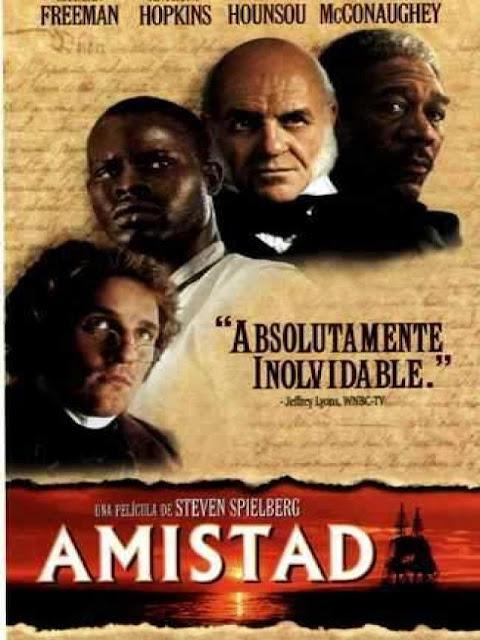 Amistad (1997) ταινιες online seires oipeirates greek subs