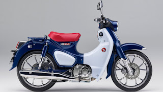Super Cub motorcycles
