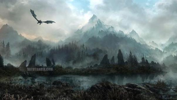 Misteri Gunung Jabal Qaf Gunung Tersembunyi Dan Paling Rahasia Di Muka Bumi