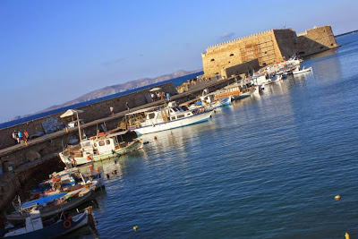 Venetian Port in Heraklion