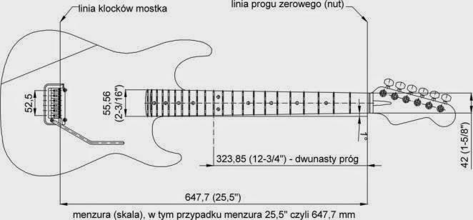 stroik na gitare aplikacja