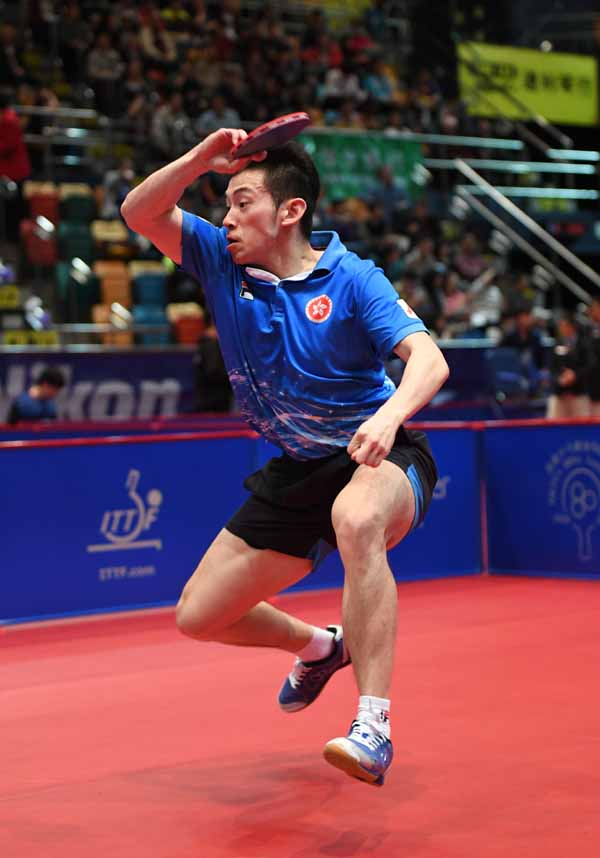 Ultimate Table Tennis will help the sport benefit in India: Wong Chun Ting