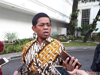 Soal #2019GantiPresiden, Idrus: Jokowi Minta Jujur Lihat Fakta - Info Presiden Jokowi Dan Pemerintah