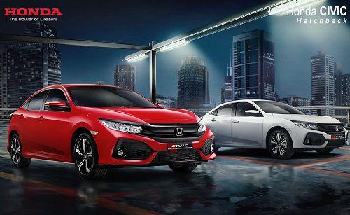 Daftra Harga Honda Civic Dan Spesifikasi