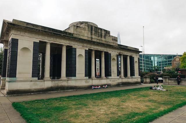 タワー・ヒル・メモリアル(Tower Hill Memorial)