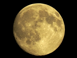 Fastvollmond am 30.06.2015...