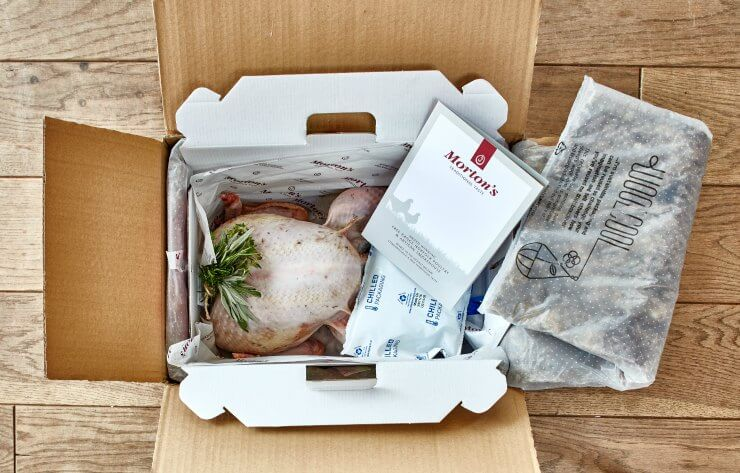 Morton's Traditional Taste Turkey