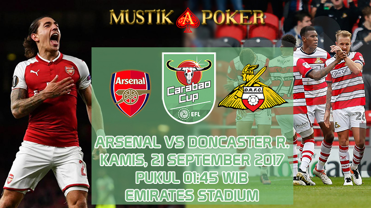 PREVIEW & PREDIKSI CARABAO CUP : Arsenal vs Doncaster