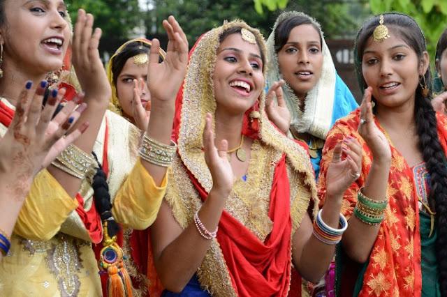 Conoscere donne indiane