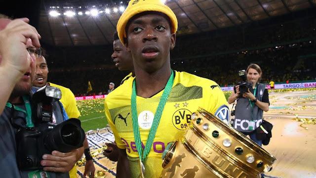 Dortmund : Soal Dembele Tidak Ada Negosiasi dengan Barca