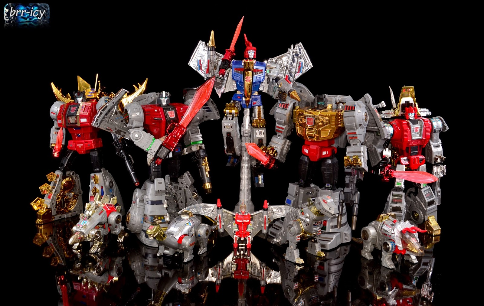 fans toys dinobots image collections