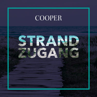 Cooper - Strandzugang - Album Download, Itunes Cover, Official Cover, Album CD Cover Art, Tracklist