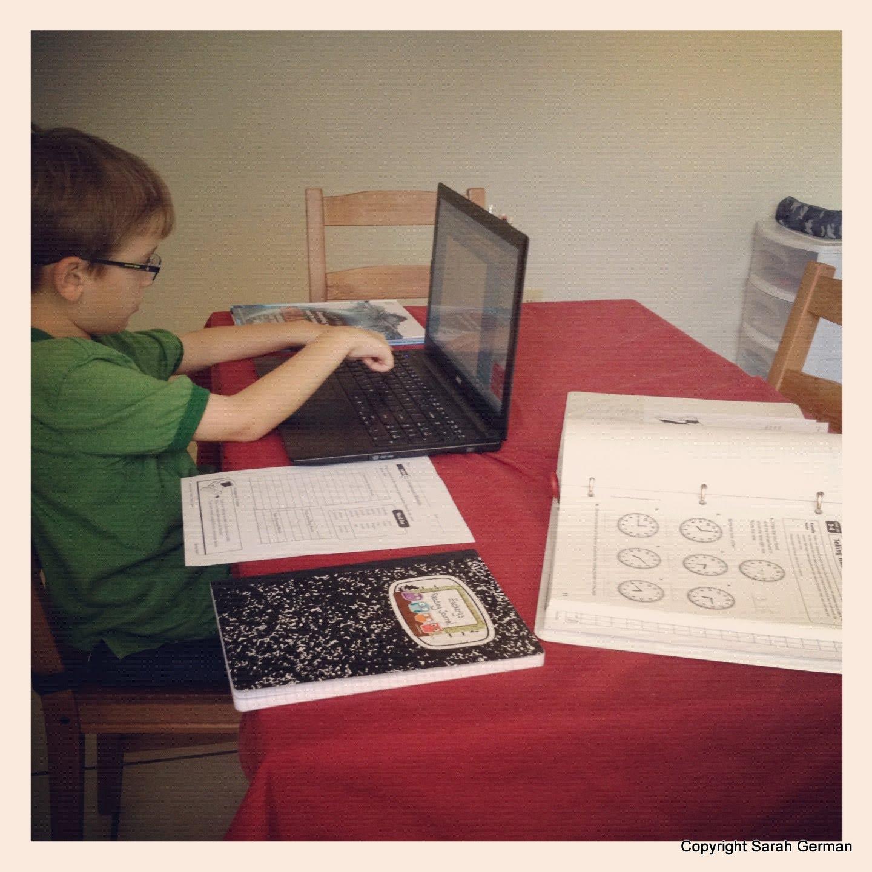 A Brit In America 3rd Grade Homework